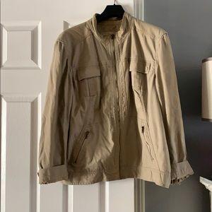 Canvas jacket 2X